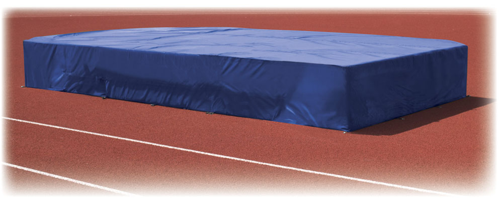 Cantabrian Intl High Jump Pit Weather Covers