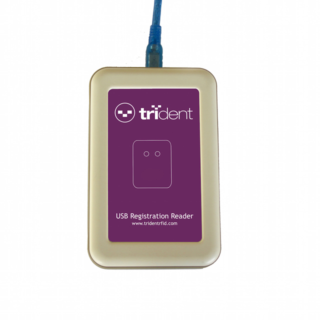 Trident DF USB Registration Reader
