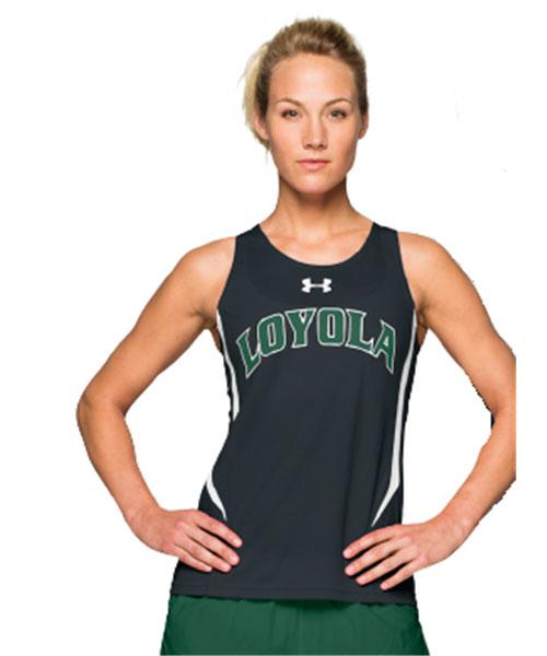 UA Womens Track Kick Jersey