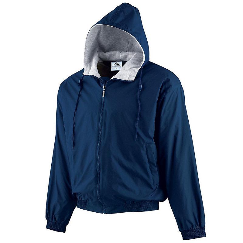 Augusta Y Hooded Jacket