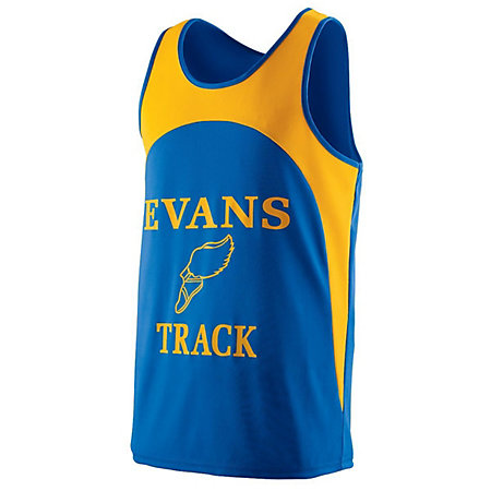 Augusta Rapidpace Track Singlet Youth