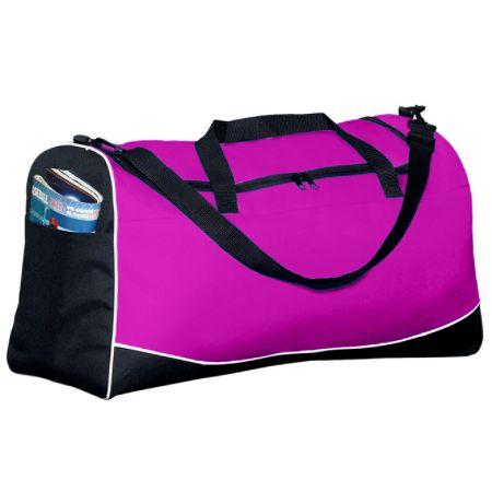 Augusta Large Tri-Color Sport Bag