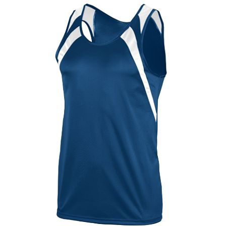 Augusta Wicking Tank w/Shoulder Insert - Mens/Yth