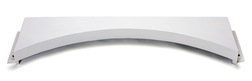 Cantabrian Cast Aluminum Toe Board