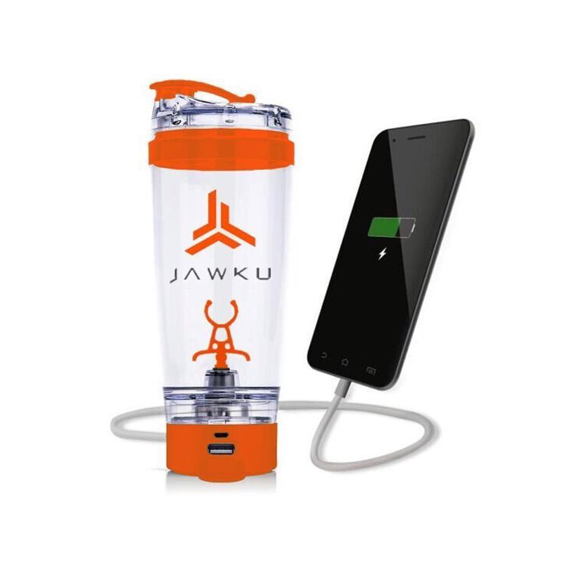 Jawku Power Shaker Bottle
