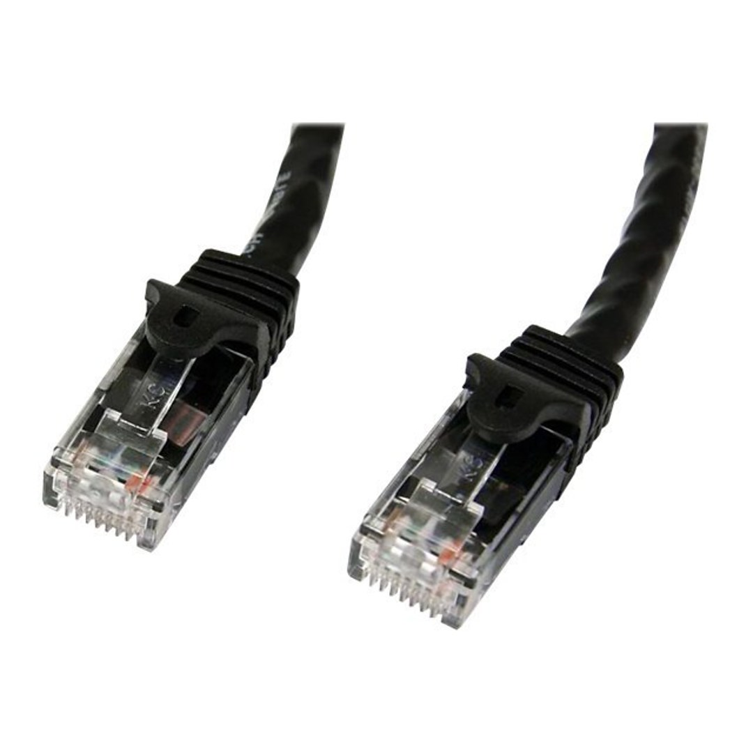 StarTech® 100ft Cat 6 Snagless RJ-45 Cable
