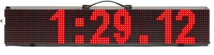 Microtab LED Kit - 16X96 Display