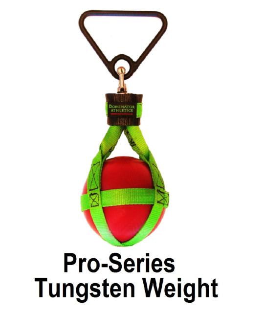 Dominator Athletics Pro-Series Tungsten Indoor Weight