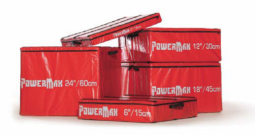 PowerMax Soft Plyoboxes