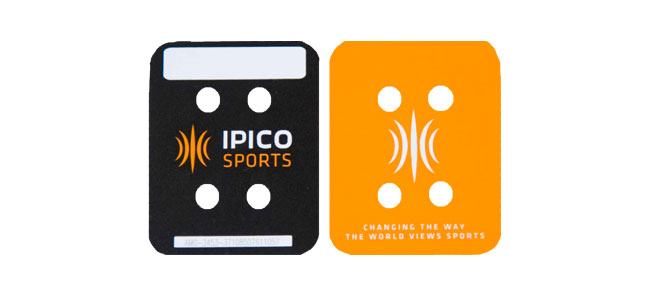 IPICO Passive Shoe Tag