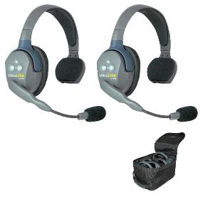 Eartec UltraLITE 2 person system