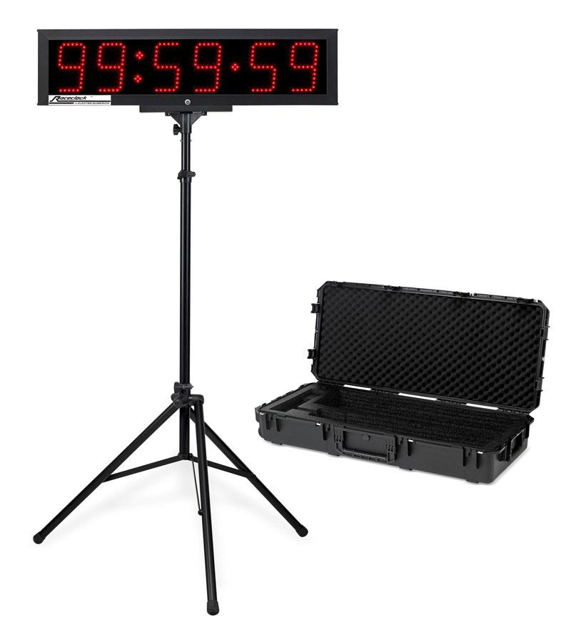 LED Raceclock by Electro-Numerics
