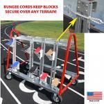 Universal Starting Block Cart