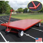 Blazer 4x8 Super Cart Wood