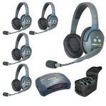 Eartec HUB 5 Person Headsets