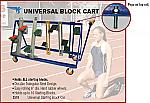 Used Universal Block Cart