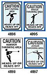 Heads Up Signs