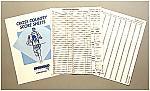 Cross Country Scoresheets
