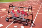 Gill Transporter Starting Block Cart