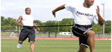 Speed, agility, power training